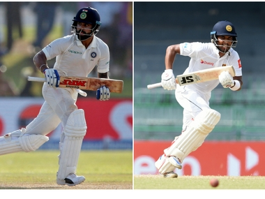 Highlights India vs Sri Lanka, 3rd Test, Day 3 in Delhi: Visitors 356/9 at stumps