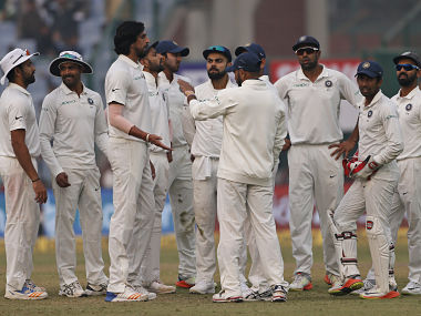 India vs Sri Lanka: Hosts bowl their way back into the match after centuries from Angelo Mathews and Dinesh Chandimal