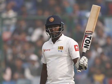 India vs Sri Lanka: Centurion Angelo Mathews believes he has been under pressure ever since his international debut