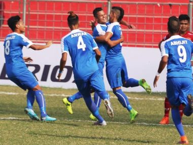 I-League 2017-18: Indian Arrows drub Shillong Lajong to record second victory of the season
