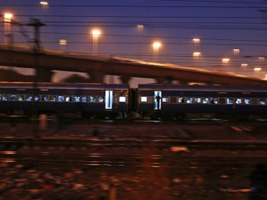 Railway log operator confuses two passenger trains accidently diverts New Delhibound train to Old Delhi