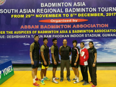 Favourites India trounce Nepal 3-0 to win maiden South Asian Regional badminton title