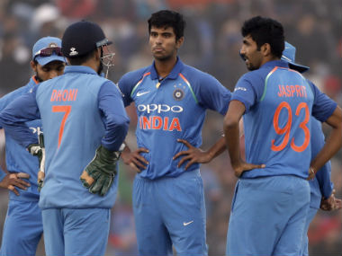 India bounced back in style at Mohali to level the ODI series after the disaster at Dharamsala. AP