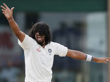 Ranji Trophy: Ishant Sharma to miss Delhi's semifinal against Bengal due to ankle injury