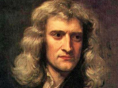 Isaac Newton's wall drawings in his childhood home discovered by scientists