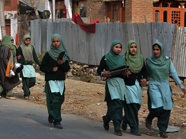 Schools reopen in Kashmir Valley after being shut since abrogation of Article 370 all security arrangements in place say officials