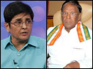 Madras HC upholds appointment of three Puducherry MLAs nominated by Lieutenant Governor Kiran Bedi
