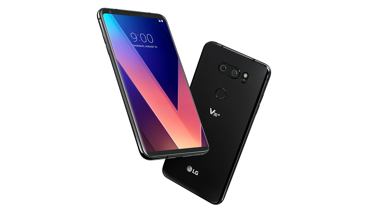 LG V30+ smartphone go on sale on Amazon