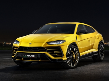 Lamborghini unveils the Urus to launch its super sports utility vehicle; capable of 0-100 kmph in 3.6 seconds