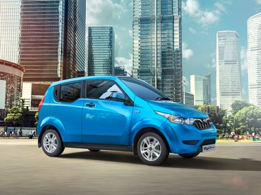 Mahindra could be working on three separate performance electric vehicles