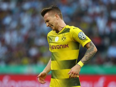 Champions League Dortmund will not rush Marco Reus return from injury for Real Madrid clash