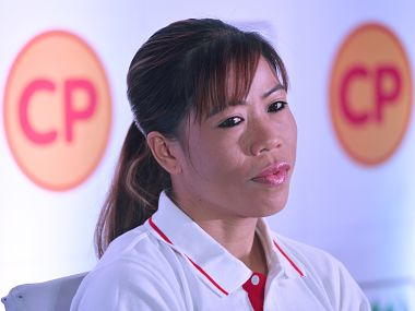 MC Mary Kom steps down from role of boxing's national observer after discussions with Sports Minister