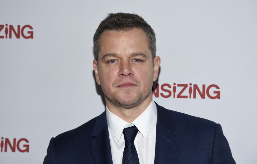 Matt Damon apologises for comments on sexual misconduct says do not want to further anyones pain