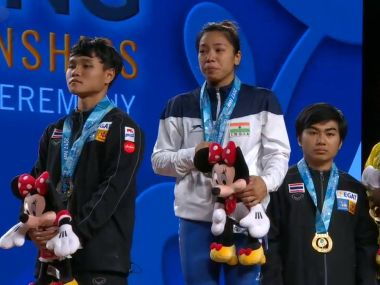 Mirabai Chanu says winning gold at World Weightlifting Championships has made missing her sisters wedding worth it