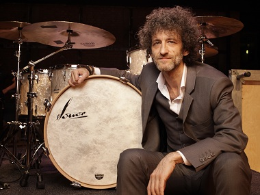Legendary Swiss drummer Jojo Mayer talks about his band NERVE, Indian percussion and more
