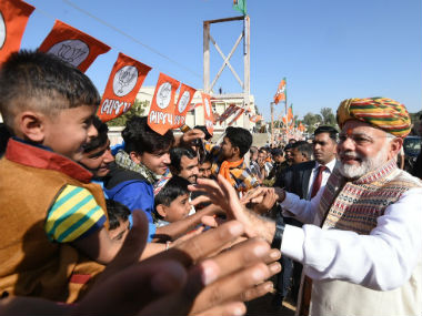 Gujarat Election Narendra Modis reluctance to talk about development as poll issue shows BJP is apprehensive
