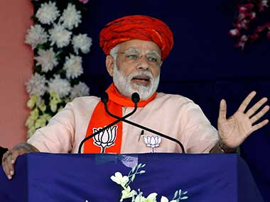 Trust in Narendra Modi sways Gujarat voters towards BJP makes Congress campaign mere sound and fury