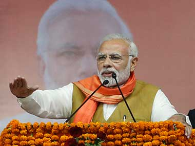 Gujarat polls: Narendra Modi slams Congress' EVM claims, says party 'making excuses' for losing first phase of polling