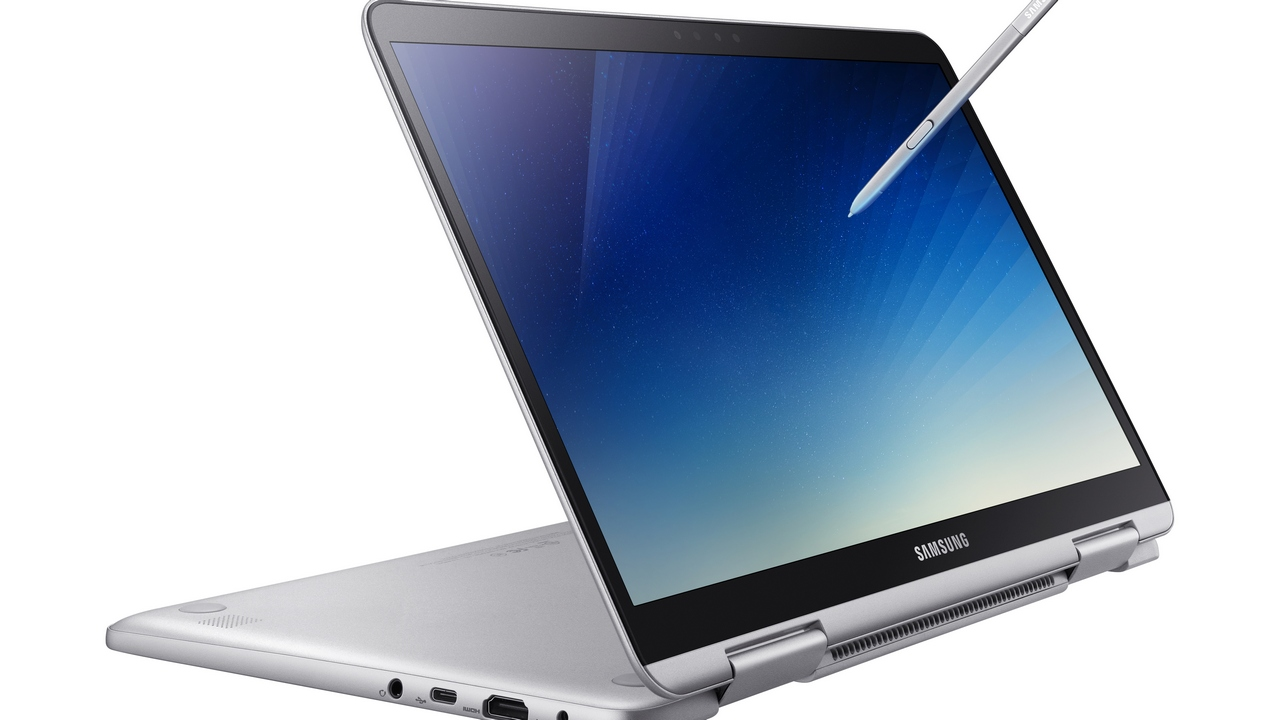 Samsung's Notebook 9 Pen Is a 'Beautiful Computing Device'