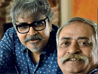 Admen Piyush and Prasoon Pandey to be honoured with Cannes' Lion of St Mark award