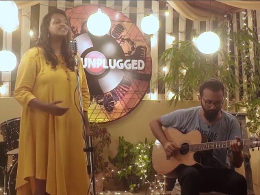 Patio Unplugged: Echoes of Cadence make beautiful, fragile songs about the human condition