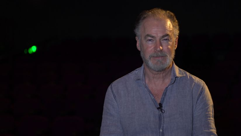 Paul Goodwin has spent 30 years as a professional actor and has also taught and directed Shakespeare's works.