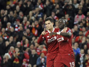 Champions League: Philippe Coutinho helps Liverpool thump Spartak Moscow 7-0, Cristiano Ronaldo sets record