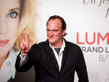 Is Quentin Tarantino developing a Star Trek movie with producer JJ Abrams?
