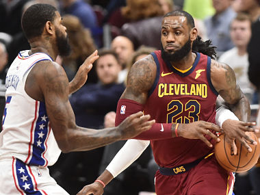 NBA: LeBron James stars in Cavaliers win, Lou Williams' last-second three-pointer helps Clippers beat Wizards