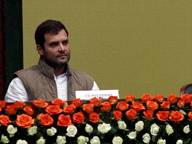 Congress presidential elections: Rahul Gandhi likely to be named party chief today, will officially take charge on 16 Dec