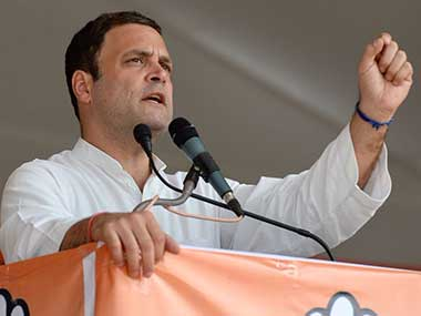 Rahul Gandhi targets Narendra Modi on traders' losses ahead of second phase of Gujarat polls