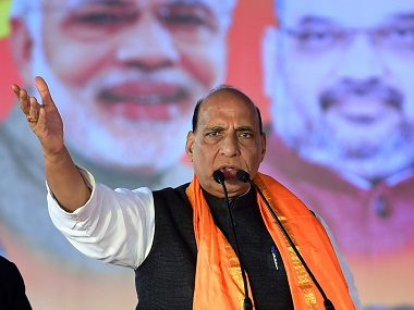 Rajnath Singh says Gujarat Himachal Pradesh election results an approval of Narendra Modi govts policies