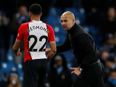 Premier League: FA to 'seek observations' over Manchester City boss Pep Guardiola and Nathan Redmond incident