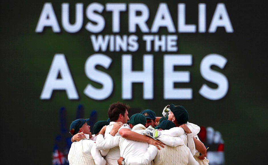 Josh Hazlewood shines on Day 5 as Australia overpower England by an innings and 41 runs to reclaim the Ashes in Perth