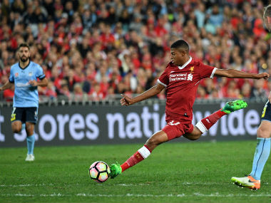 Champions League: Liverpool report Spartak Moscow to UEFA over 'racist abuse' aimed at teenager Rhian Brewster