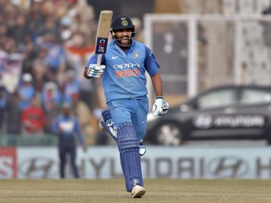 India vs Sri Lanka: Rohit Sharma's third double ton propels hosts to series-levelling win in 2nd ODI