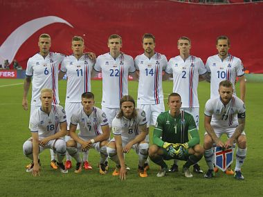 FIFA World Cup 2018 draw: Iceland placed in Argentina group in first-ever appearance at marquee event