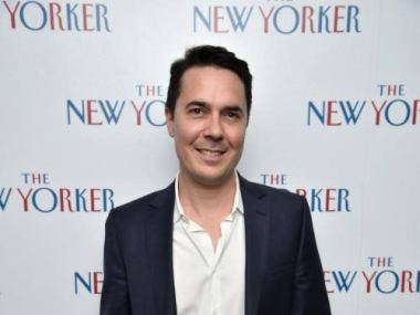 New Yorker journalist Ryan Lizza, who released Anthony Scaramucci's expletive-laden interview, fired for sexual misconduct