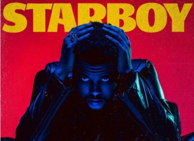 On Starboy, The Weeknd transitions from a lone hedonist to global pop star