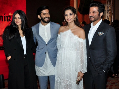Sonam Kapoor on nepotism debate: 'Don't understand how and why it became such a big thing'
