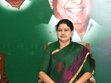 IT department to quiz VK Sasikala in DA case AIADMK leader currently lodged in Bengalurus Parappana Agrahara jail