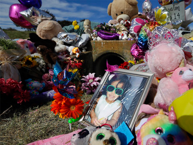 Dallas to host memorial service for Sherin Mathews on 30 December dedicate a bench for slain toddler