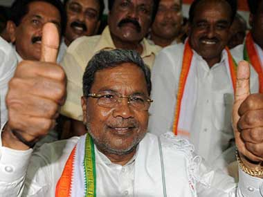 Karnataka polls 2018 Congress has a local mascot in Siddaramaiah but caste alone may not be sufficient to win the state