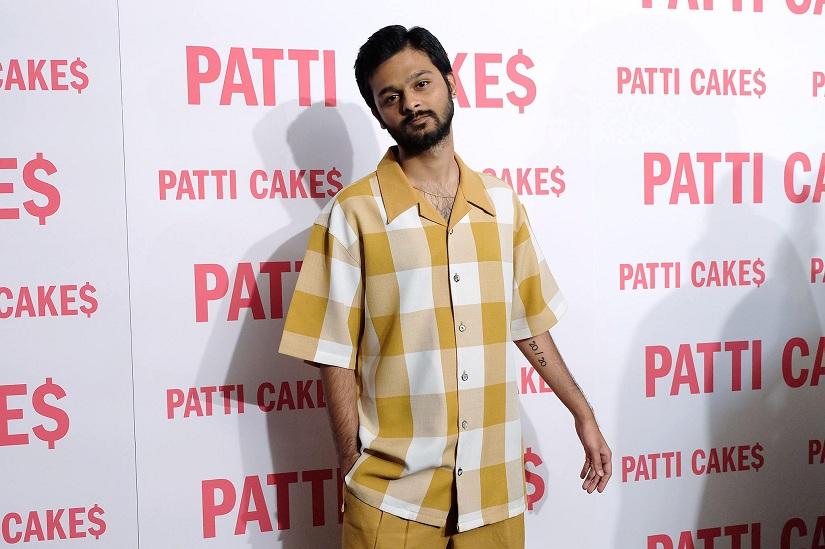 Patti Cake$ actor Siddharth Dhananjay. Photo courtesy Facebook/@PattiCakesMovie