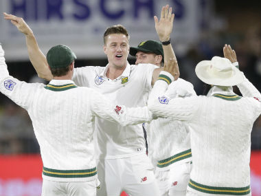South Africa routed Zimbabwe inside two-days, registering a massive innings and 120-run win. AFP