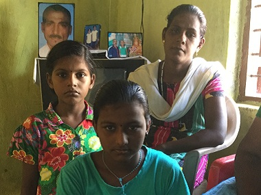 Three weeks after Cyclone Ockhi devastated Kerala wives and families of missing fishermen refuse to give up hope