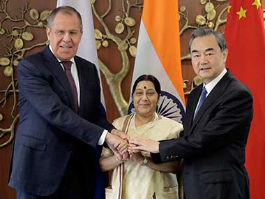 India, Russia, China call for stable Afghanistan, advocate Kabul-led peace process at ministerial meet