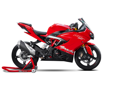 TVS Apache RR 310 launched: A closer look at the Rs 2.05 lakh sports bike