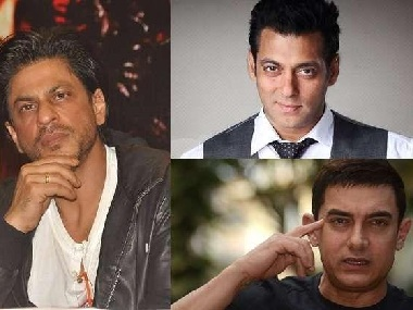 Shah Rukh Khan, Aamir, Salman, Baahubali cast lead IMDb's Top 10 Indian Stars of 2017