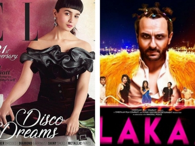 Kaalakaandi poster released; Alia Bhatt stuns on ELLE cover: Social Media Stalkers' Guide